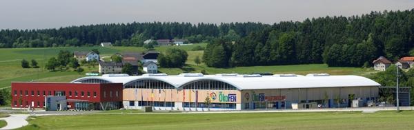 ÖkoFEN Unternehmensgebäude - Bild: ÖkoFEN