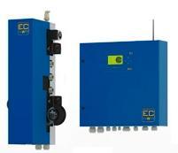 Q-Wärmeverteiler & IQ-Systemsteuerung - Bild: EC Power