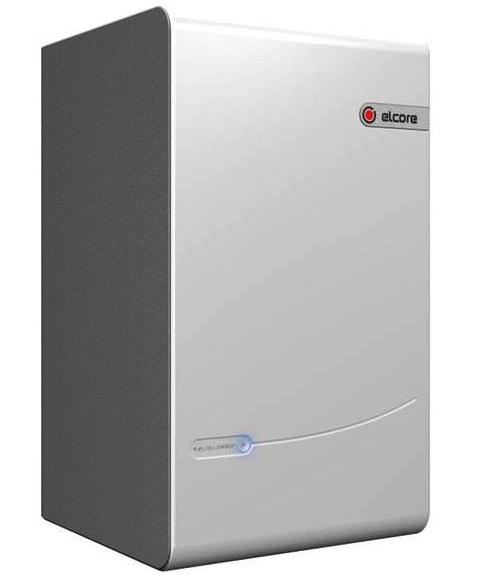 Elcore 2400 Brennstoffzellen-BHKW - Bild: Elcore
